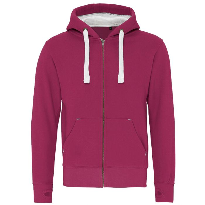 veste à capuche Contrast personnalisée